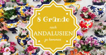 8 Gründe, aus denen Sie ein Ferienhaus in Andalusien mieten sollten