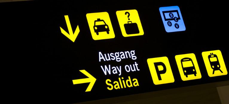 Andalusien Karte Flughäfen.Wie Kommt Man Vom Flughafen Malaga In Die Stadt